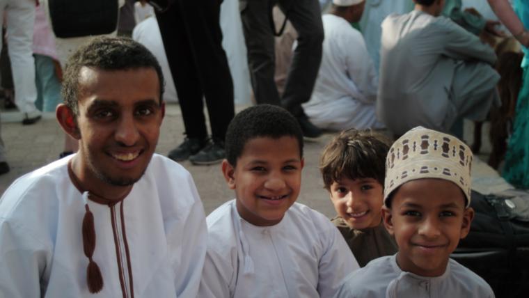 Nizwa Oman 03.2014